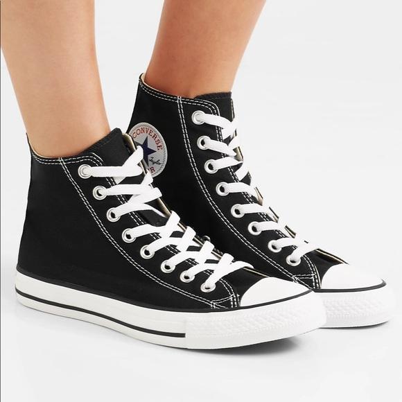 Converse Shoes - Converse Chuck Taylor Canvas High Top Sneakers